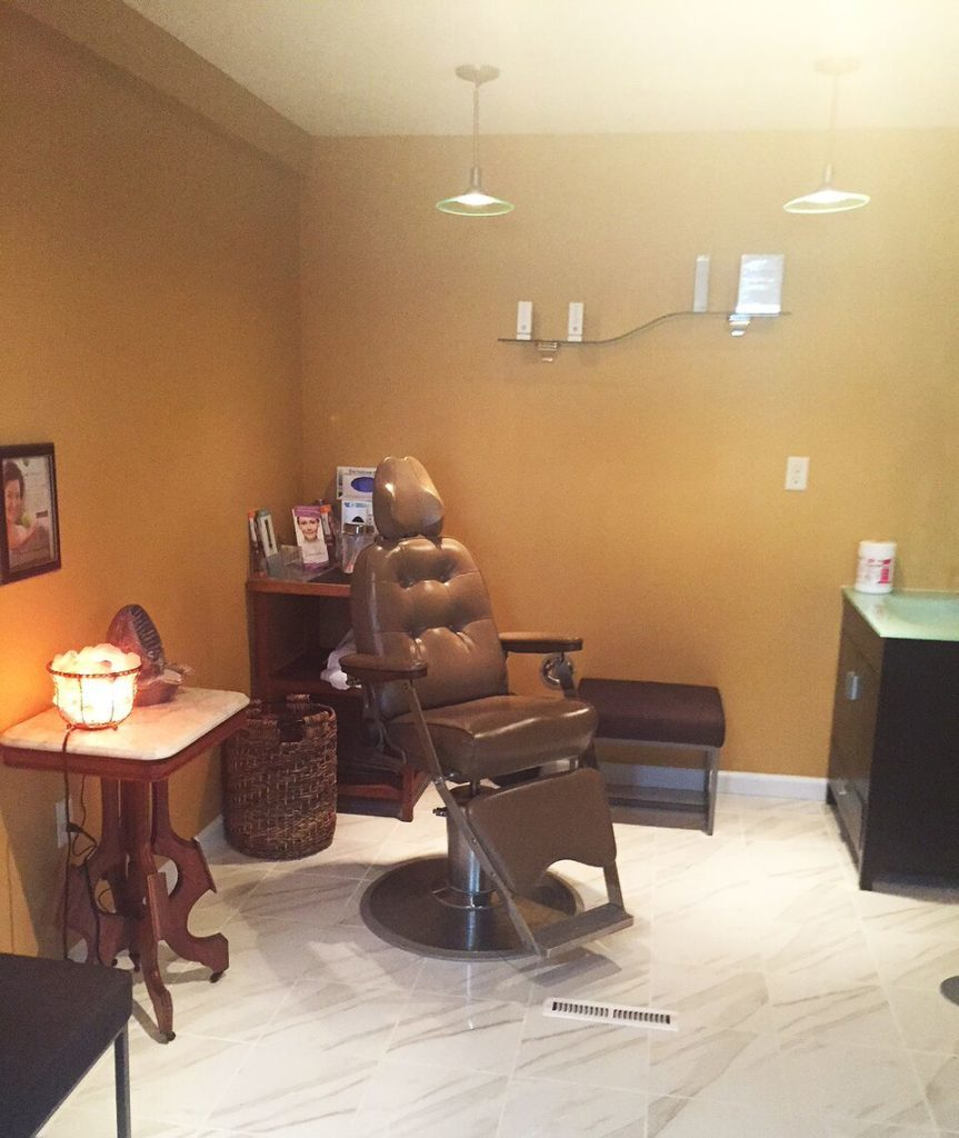 Image of a treatment suite at River Valley Dental in Hadley MA.