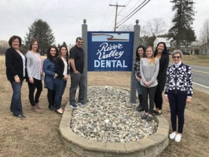 river valley dental team